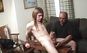 Long Haired Boy, Erotica & Orgasm