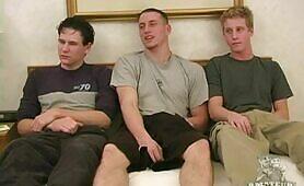 Tom, Ben, and Matt!